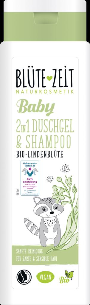 Produktbild Blüte Zeit Shampoo 2in1