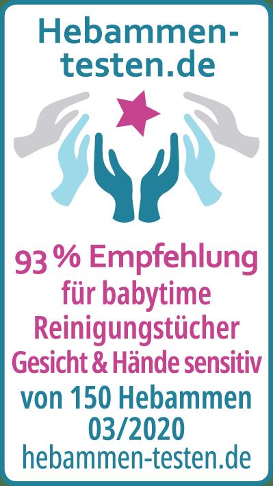 Baby Reinigungstücher Siegel