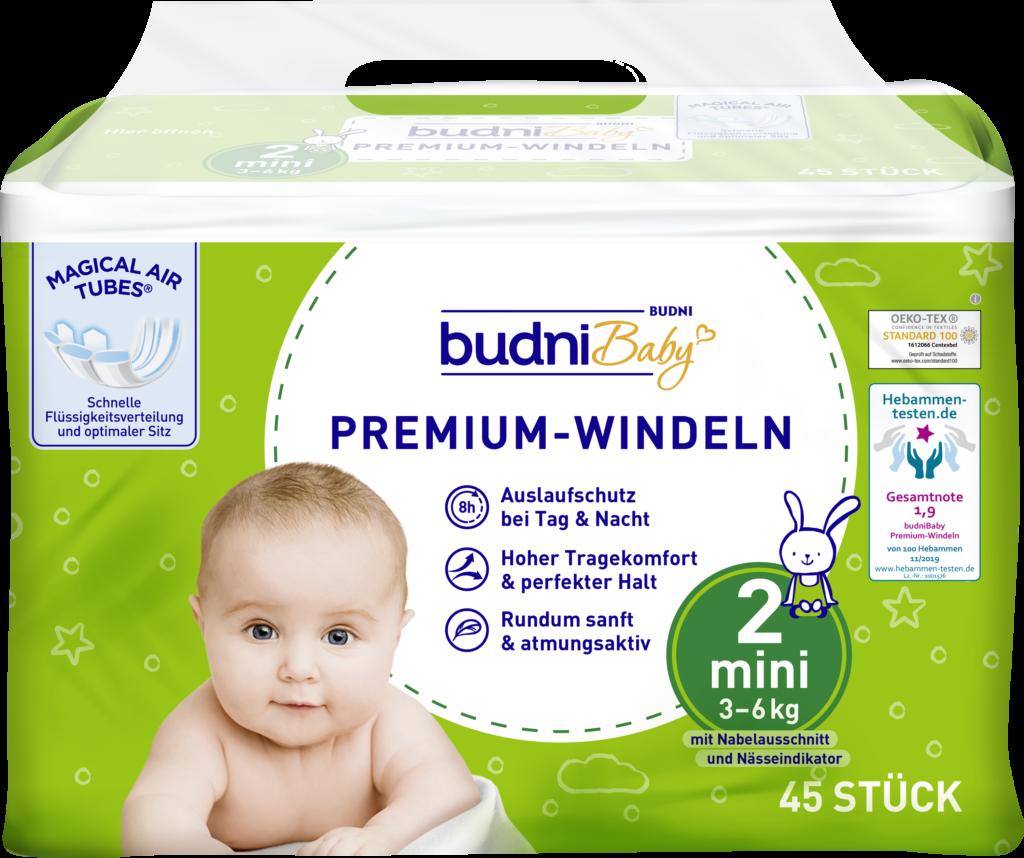 budni baby Produktbild