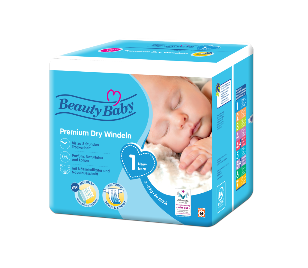 Produktbild Beauty Baby Newborn