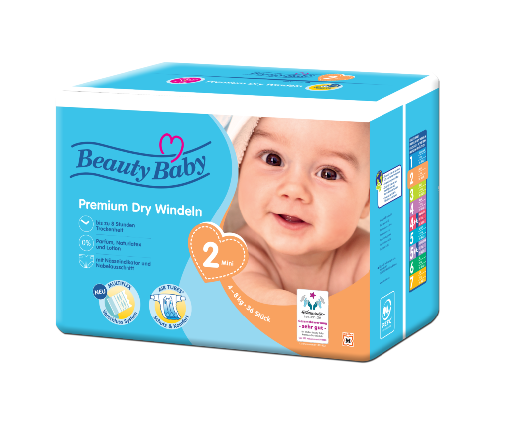 Produktbild Beauty Baby Mini