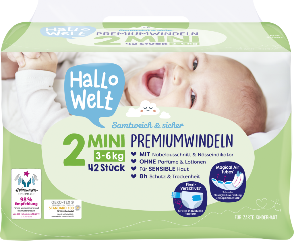 Halle Welt Produktbild Gr. 2