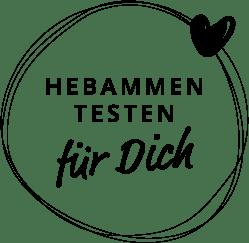 Hebammen Testen für dich Logo