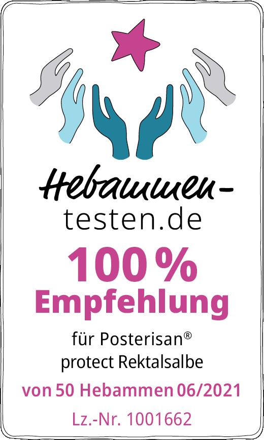 Siegel Posterisan Protect Rektalsalbe