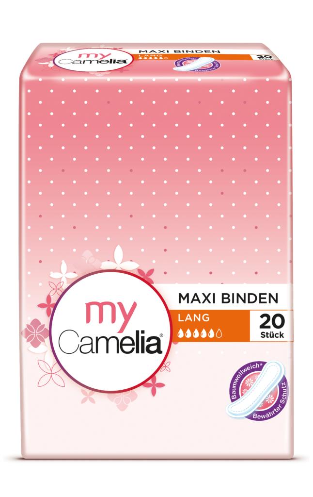 Camelia Maxi Binden Lang Produktbild