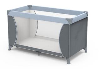lupilu Baby Bett Produktbild blau